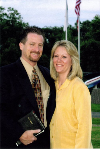 Pastor Cliff Christman And His Wife Tracy.jpg